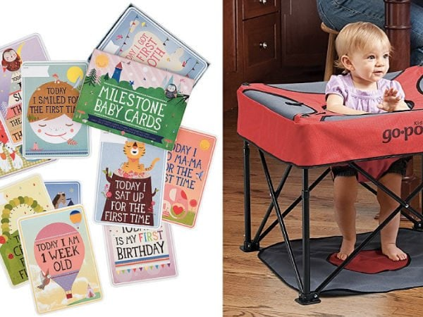 Sweet & Practical Gifts for New Parents