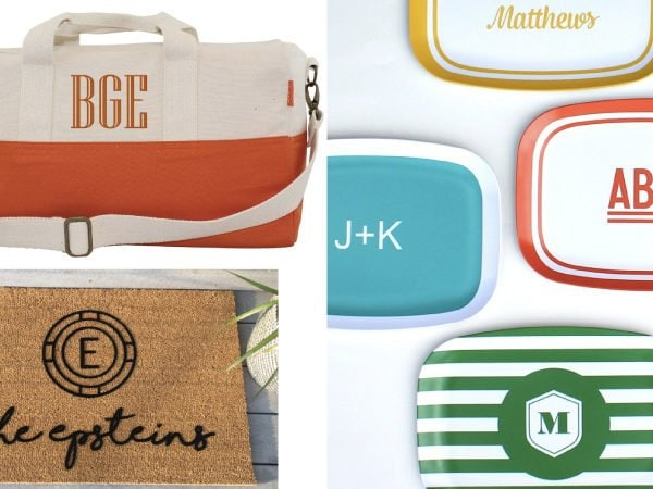 Personalized Gift Ideas for Everyone On Your List!