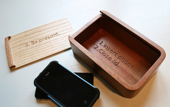 be present box for phone