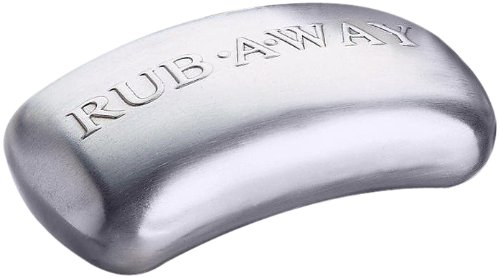 metal hand cleaner