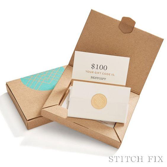 stitch fix gift certificate