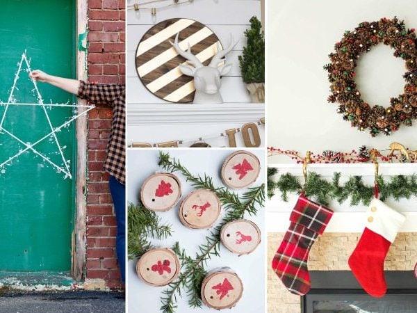 DIY Christmas Room Decor Ideas