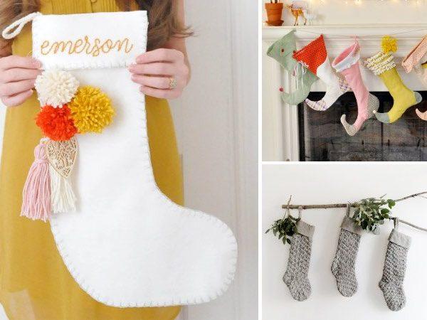 DIY Christmas Stocking Ideas