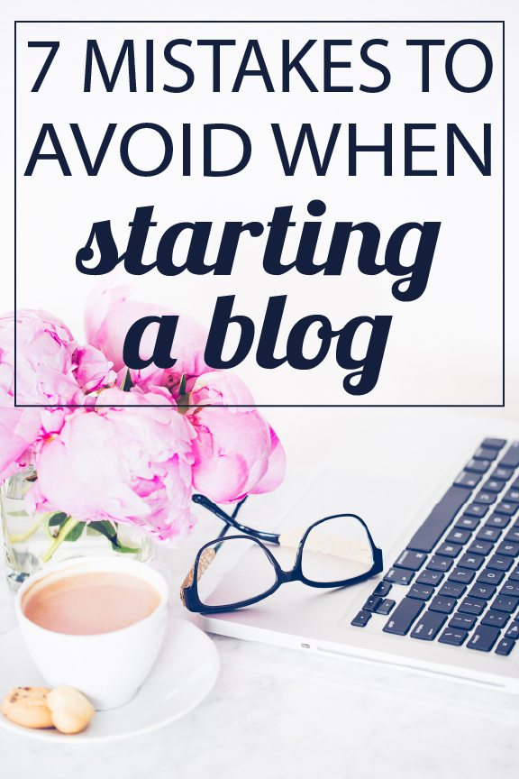 OMG, everyone needs to read this before starting a blog! Starting a blog for free is so easy, but it is a mistake in the long run. Now I know how to start a blog the right way!
