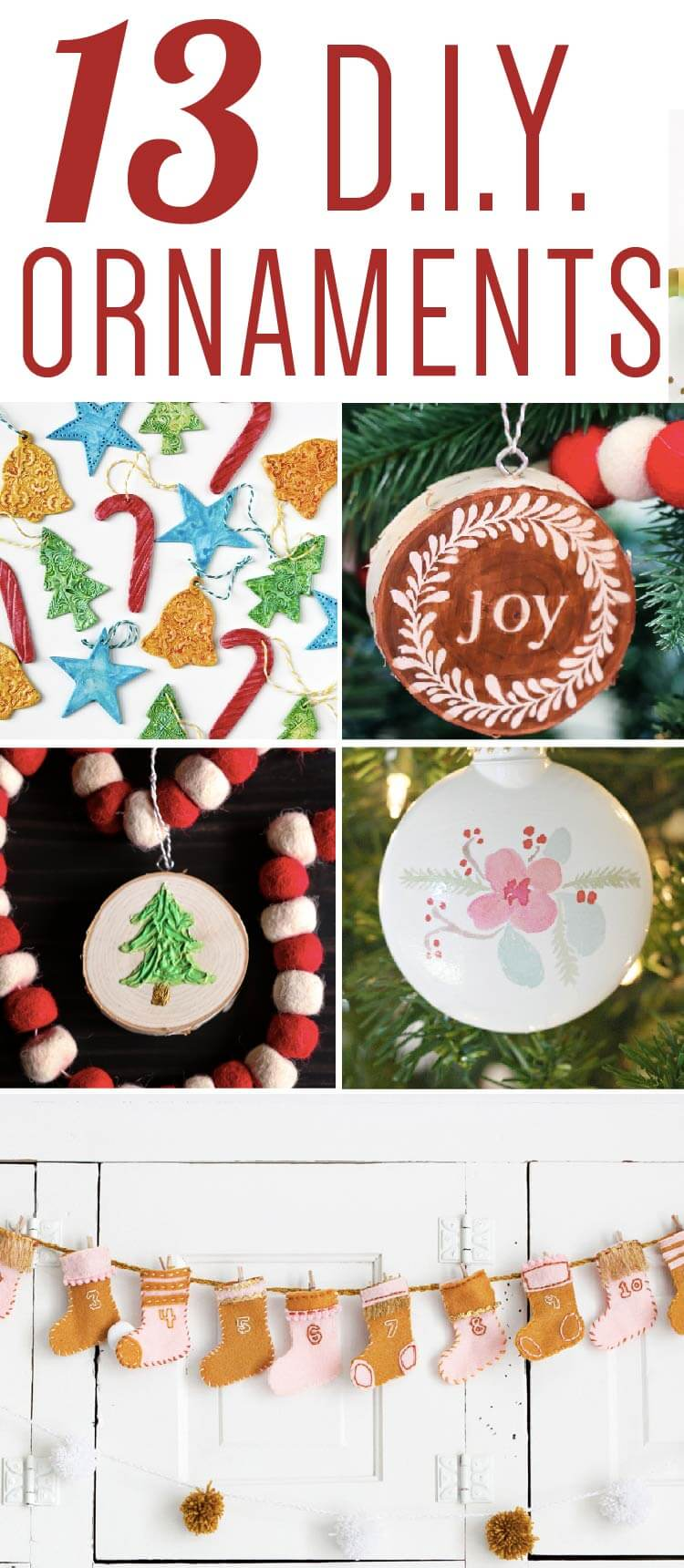 DIY Unique Christmas Ornaments & Decoration Ideas ...