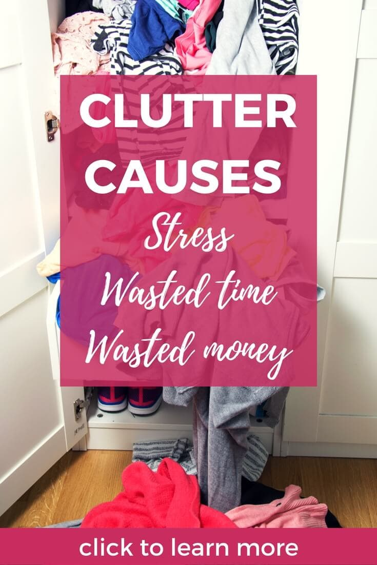 You NEED to declutter your life now! #declutter #decluttering