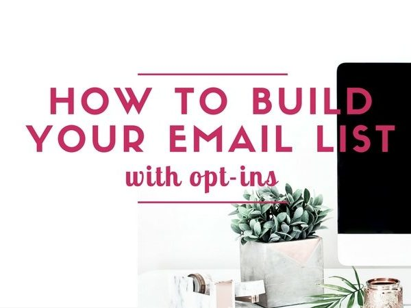 If you are a blogger, you need to focus on building your email list! List building is CRUCIAL for so many reasons. Opt-ins are a great way to attract new subscribers, but is yours working as well as it should be? Troubleshoot your opt-in to grow an email list and income!