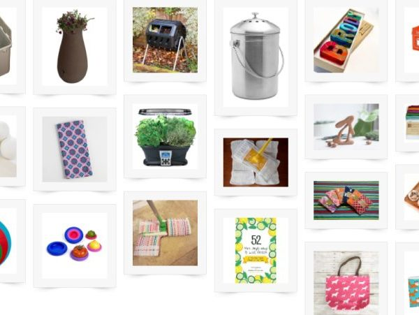 Eco Products that Make it Fun to Go Green