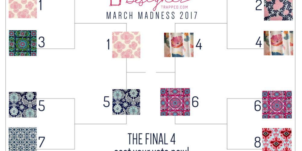 Help me design my home office March Madness style!