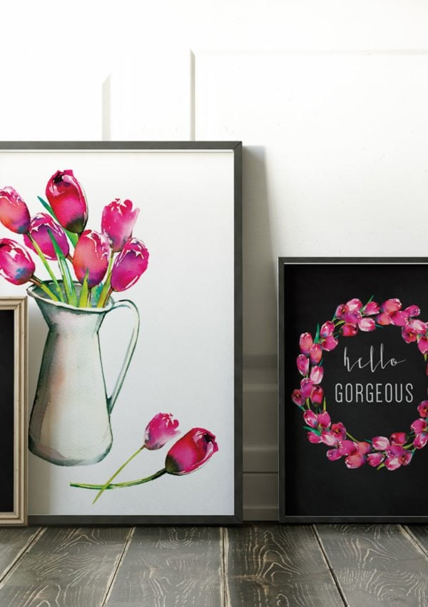 FREE Printables for Spring!