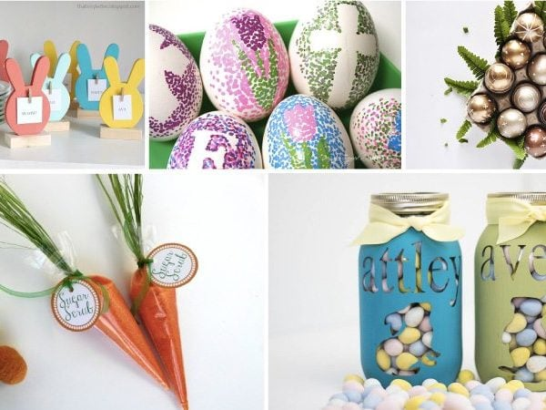 My Favorite DIY Easter Craft Ideas