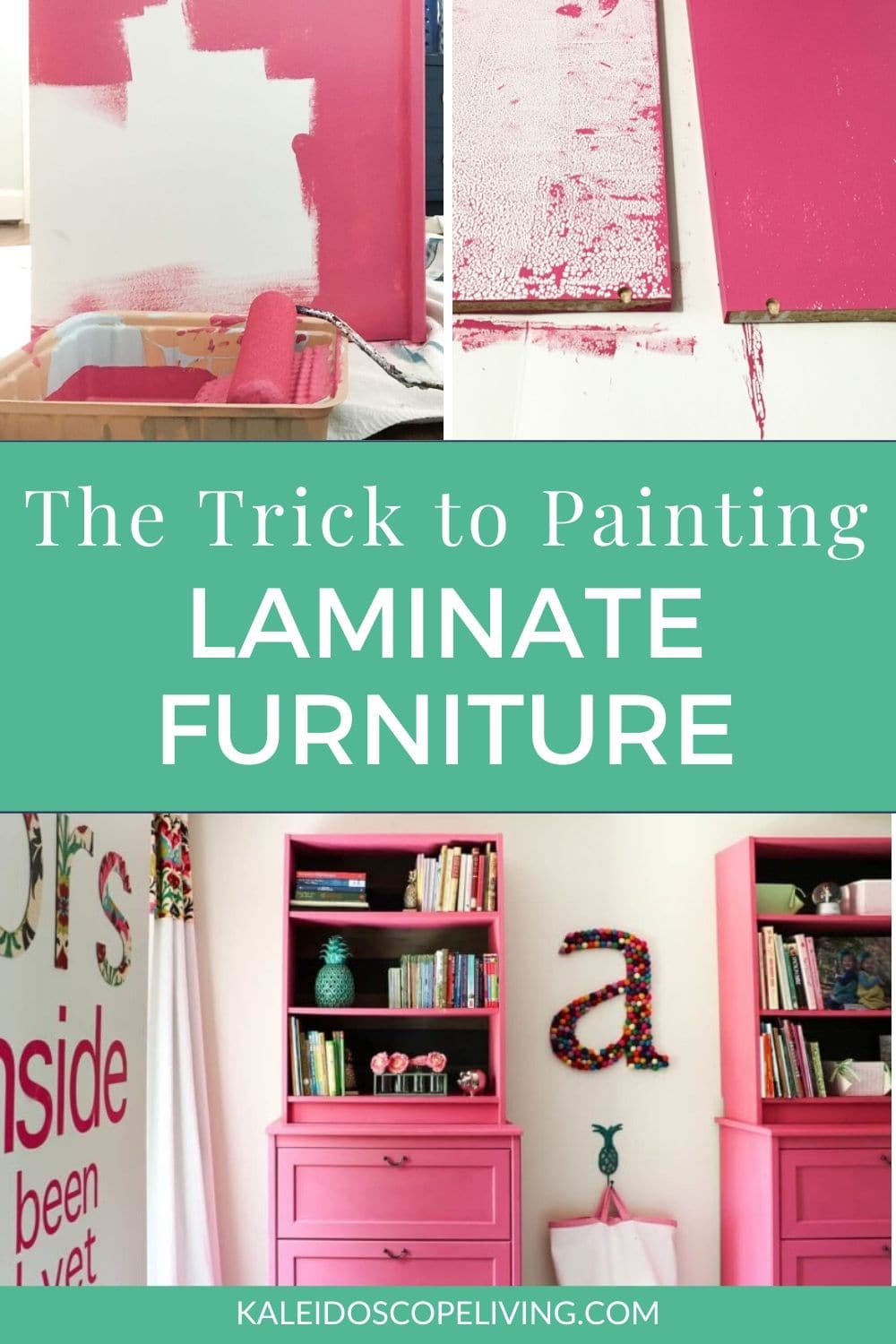 Tricks To Painting Ikea Furniture