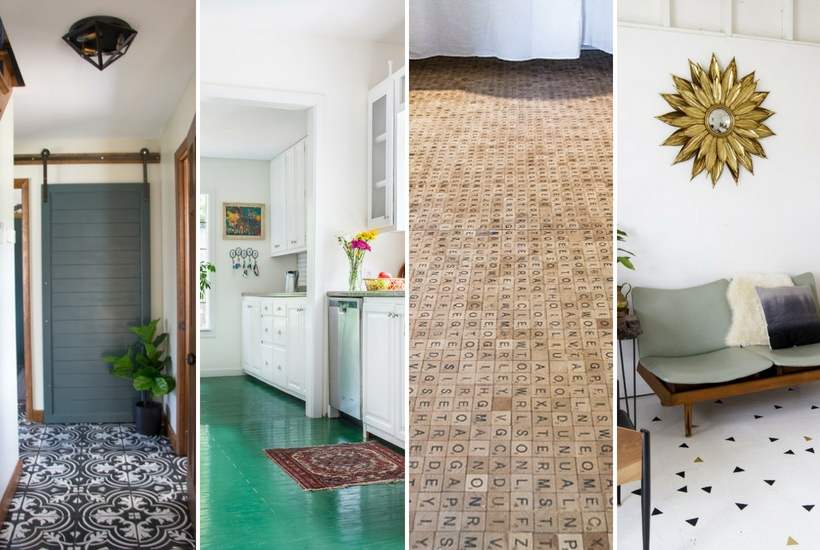16 Gorgeous But Cheap Flooring Ideas Kaleidoscope Living