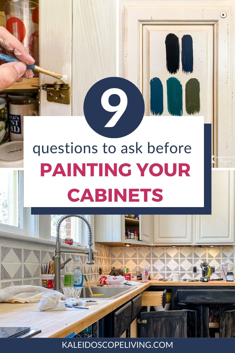Should I Paint My Kitchen Cabinets Designertrapped Com