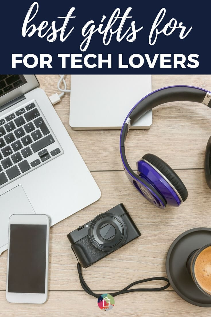 The best tech gifts can be tricky to pick out, especially when you aren't a tech lover yourself. But this list of best tech gifts are sure to make the tech lovers in your life love you even more than they already do.