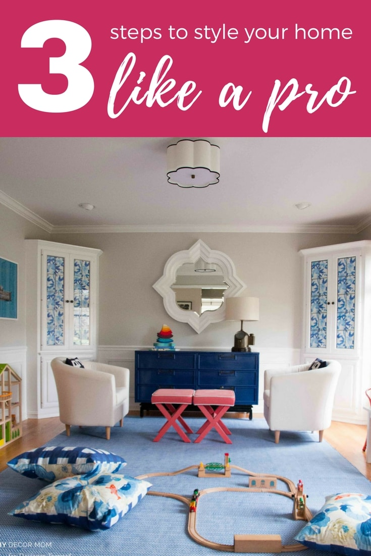 Home styling is the key to taking your home to the next level. Follow these easy pro tips to achieve the perfect look.