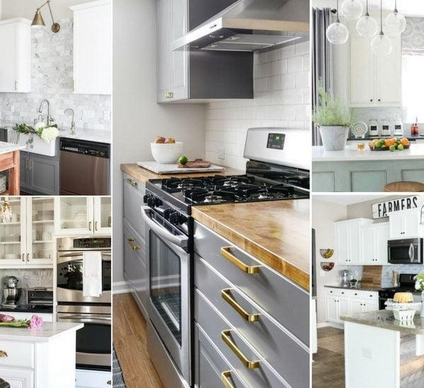 Looking for DIY kitchen makeover ideas? These 10 amazing renovations will blow your mind and have you planning your new kitchen!