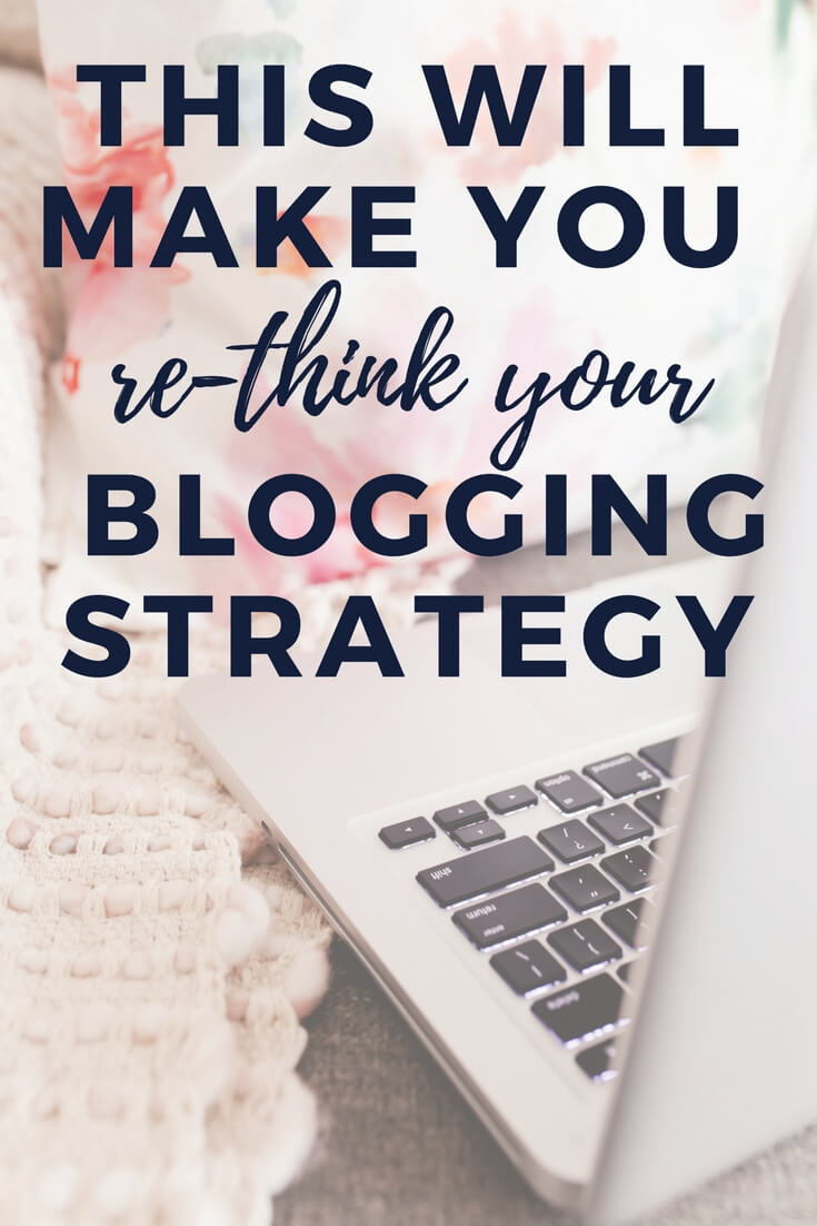 Are you guilty of the biggest blogging mistake that nearly everyone makes? I was! But I fixed it and you can, too.