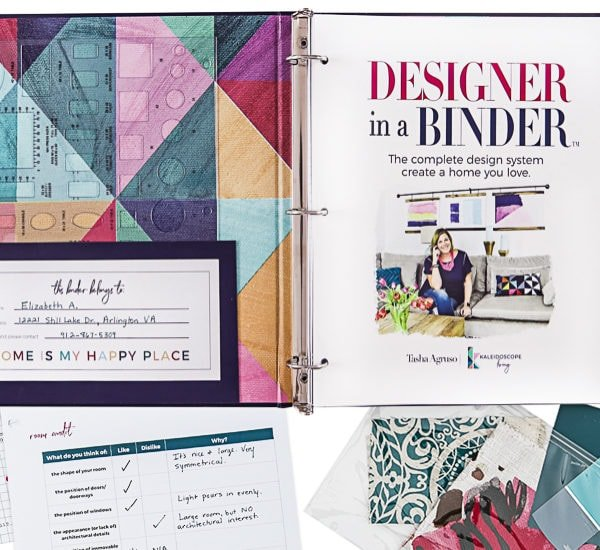 Designer in a Binder is HERE!