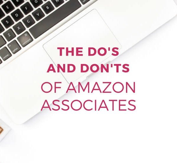 The Dos and Don'ts of Amazon Associates