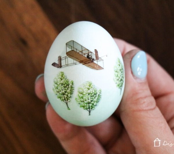 Easy Easter Egg Decorating With DIY Temporary Tattoos
