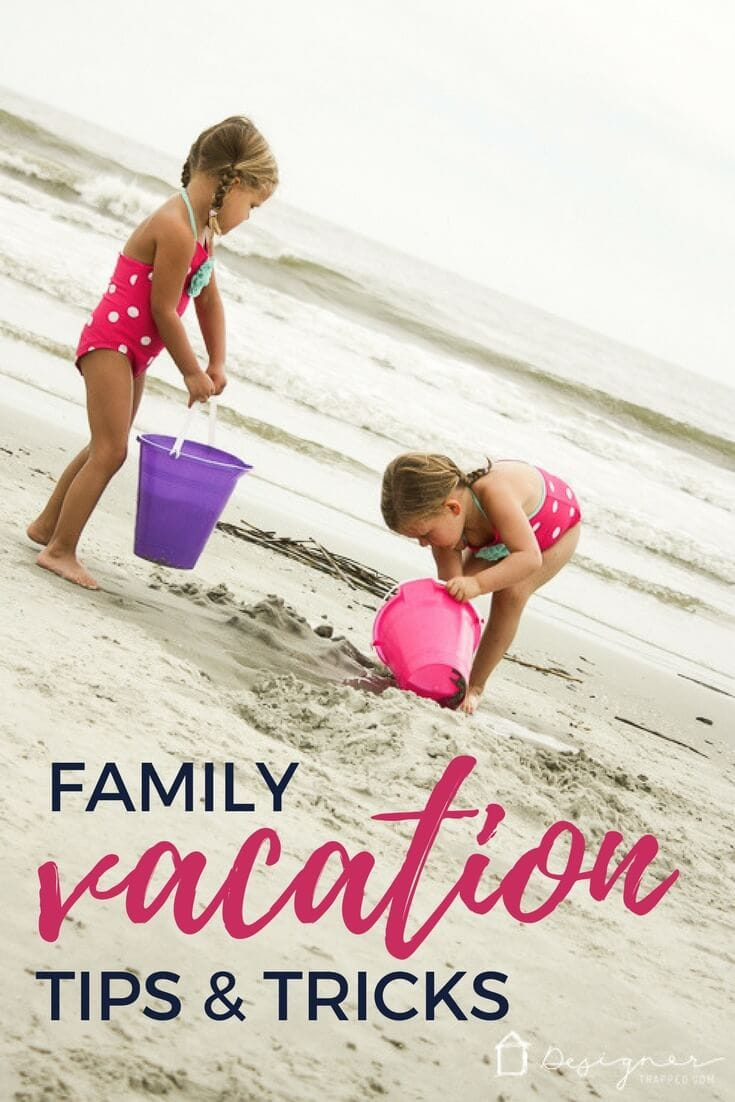 These family vacation and car packing tips will change your life. Number 6 is BRILLIANT!