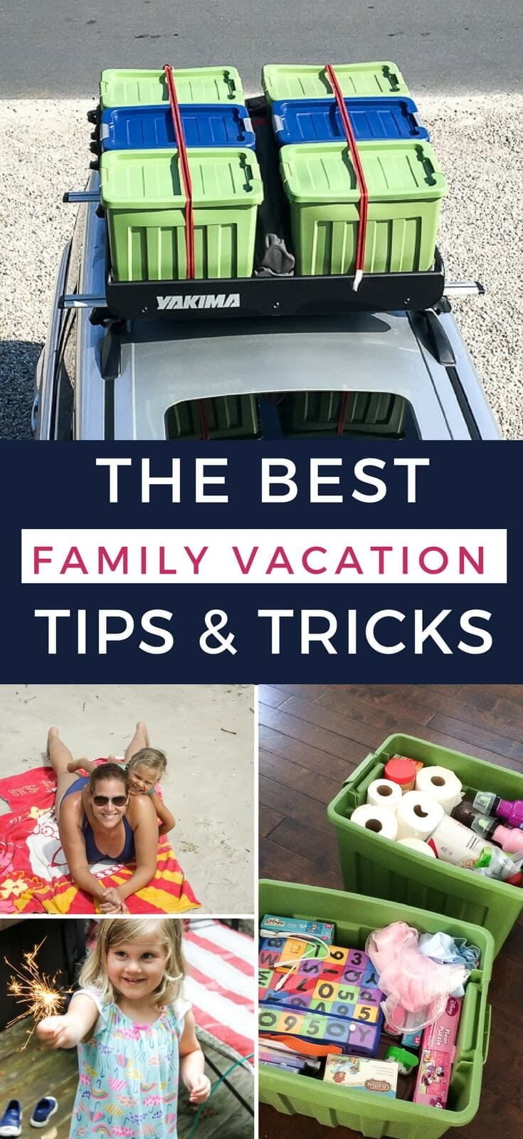 Family Vacation Car Packing Tips Kaleidoscope Living