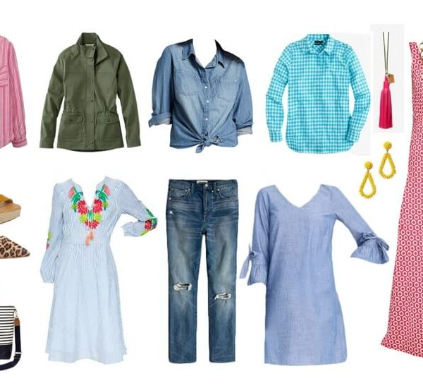 Must Have Spring Clothes that are Comfortable & Stylish