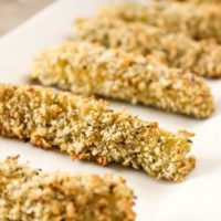 Yummy & Easy Baked Zucchini Fries