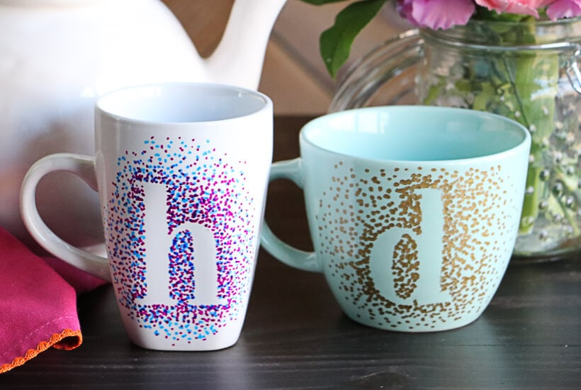 Diy Sharpie Mugs That Are Washable Kaleidoscope Living