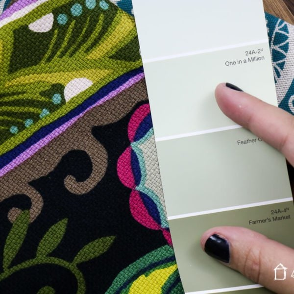 Learn how to pick paint colors