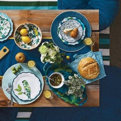 Opalhouse melamine dishes
