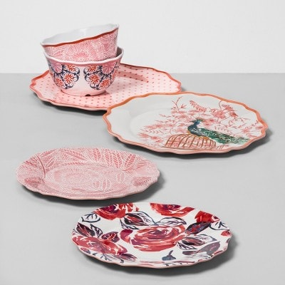 Opalhouse melamine dishes