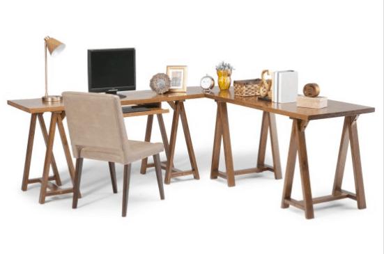 10 Corner Desks to DIY or Buy | Kaleidoscope Living