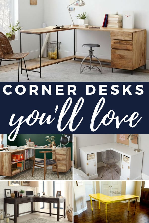 A Simple Trick For Nook Workplace Desk Revealed A corner desk is one of the best ways to really maximize space in your  office. I really went back and forth when we were designing HQ (this is the  way we ...