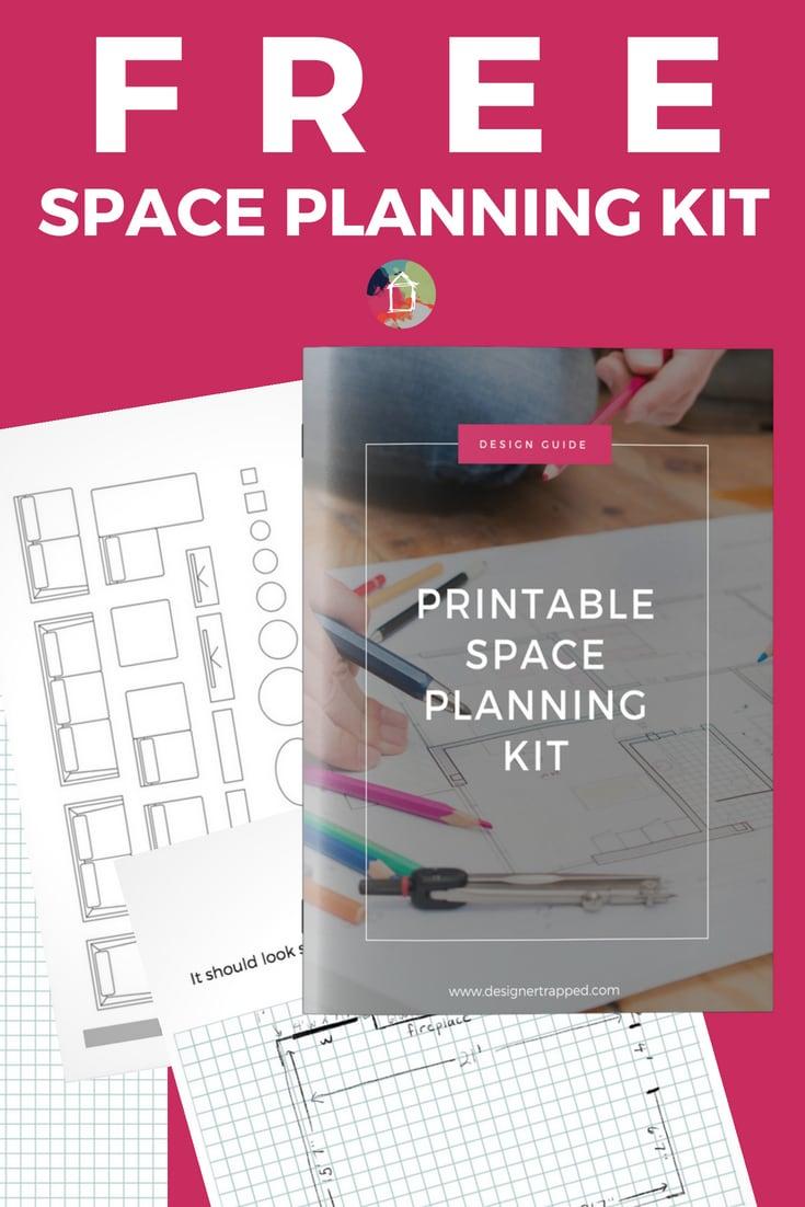 free space planning kit