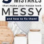 organization mistakes