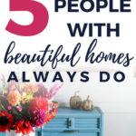 beautiful home tips