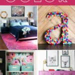 decorate with color