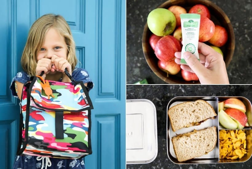 packed lunch hacks