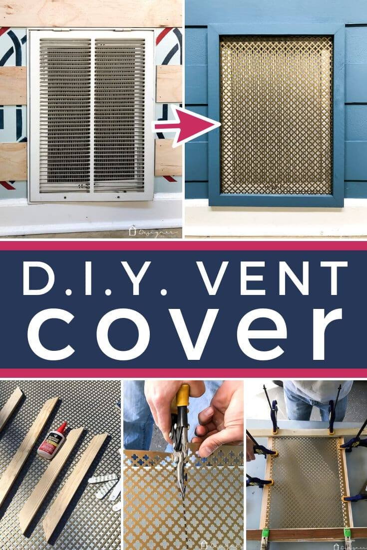DIY Vent Cover (it's pretty and easy) | Kaleidoscope Living