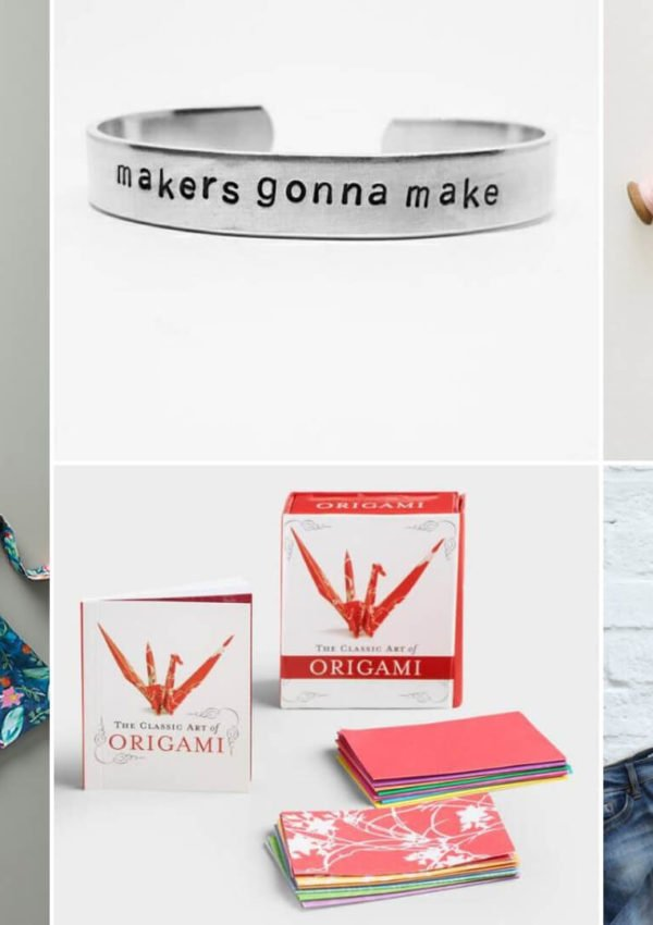 26 Clever and Creative Gifts for Makers