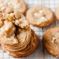 Decadent White Chocolate and Macadamia Nut Cookies