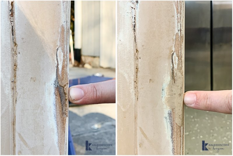 wood damage repair