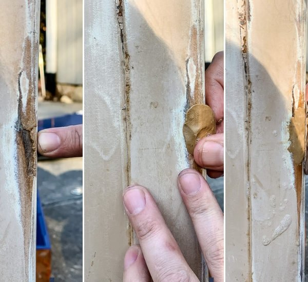 How to Repair Wood With Epoxy Wood Filler