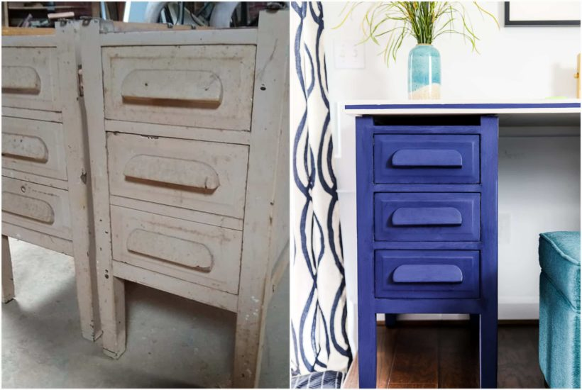 How To Paint Furniture With Chalk Decorative Paint A Step By Step
