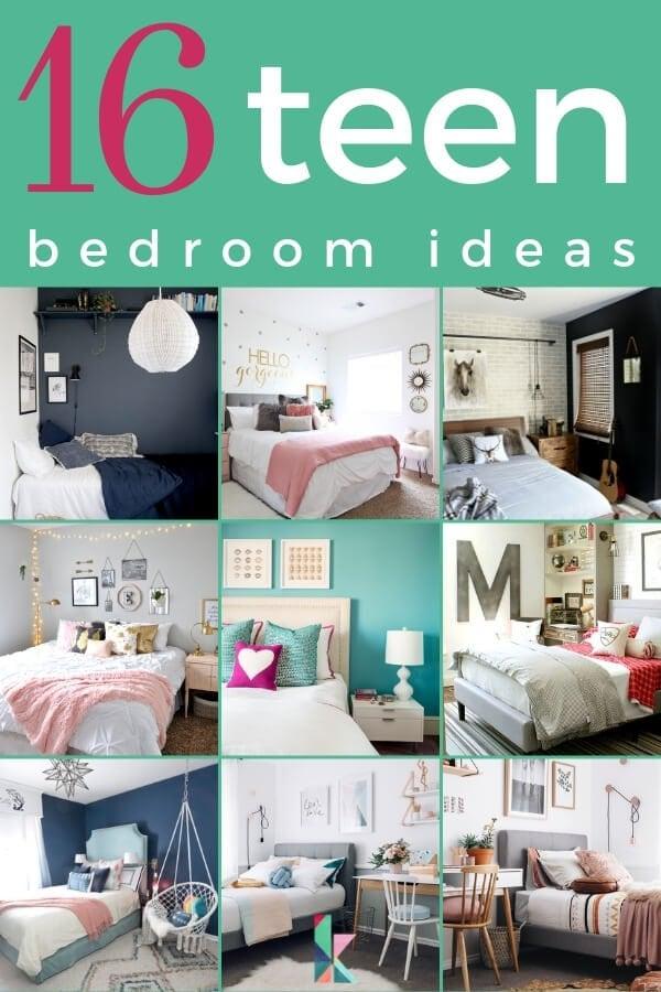 16 teen bedroom ideas