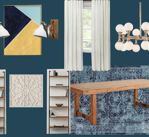 Our Dining Room Makeover Plans