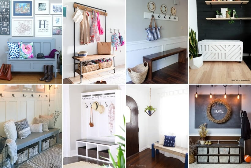 Perfect Entryway Storage Bench, Entryway Storage Furniture Ideas