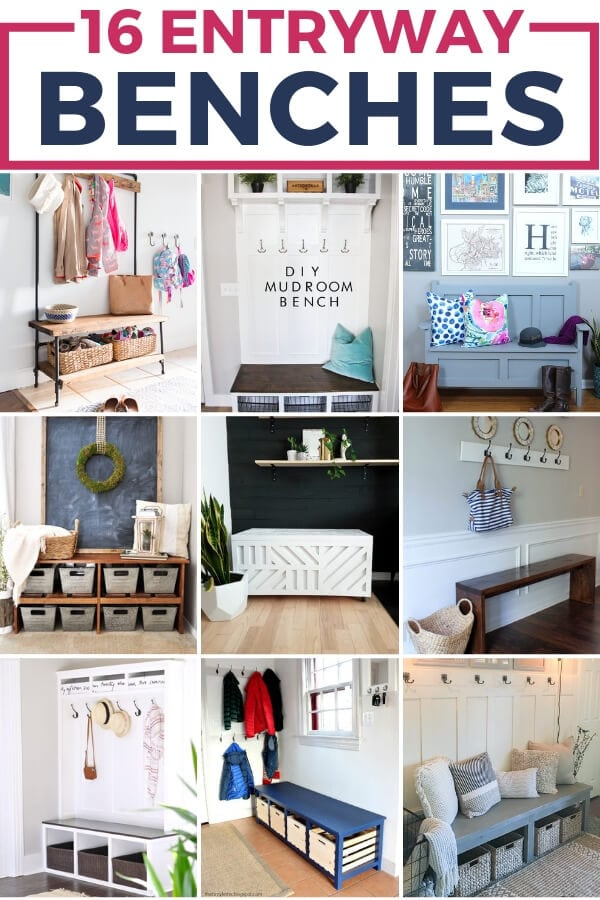 16 Ideas For The Perfect Entryway Storage Bench Kaleidoscope Living